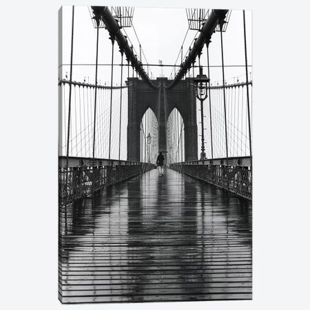 Brooklyn Bridge (New York City) Canvas Print #7028} by Christopher Bliss Canvas Art