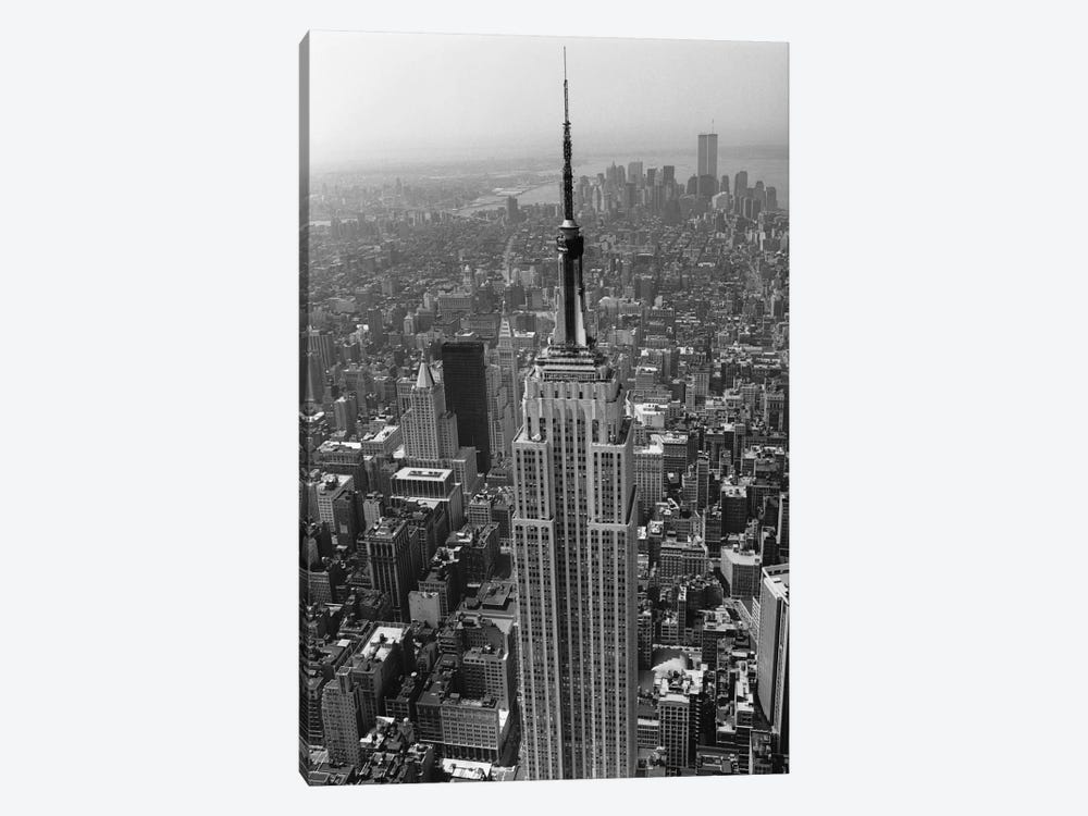 Empire State Building (New York City) by Christopher Bliss 1-piece Canvas Art Print