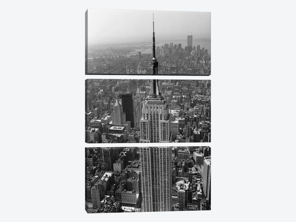 Empire State Building (New York City) by Christopher Bliss 3-piece Canvas Print