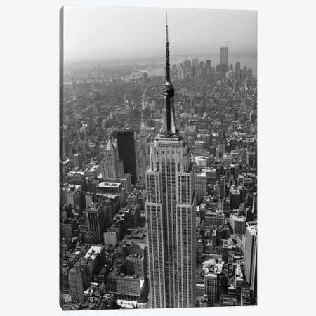 Empire State Building (New York City) Canvas Print #7029} by Christopher Bliss Canvas Art