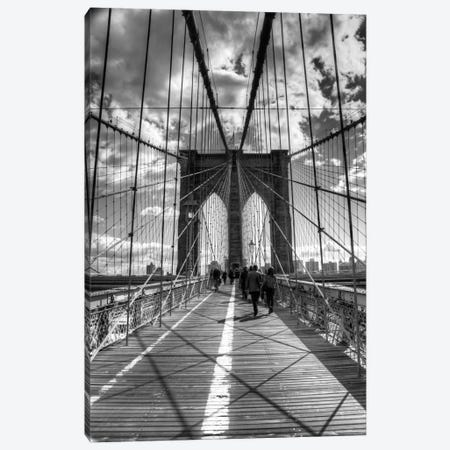 Brooklyn Bridge II (New York City) Canvas Print #7031} by Christopher Bliss Canvas Print