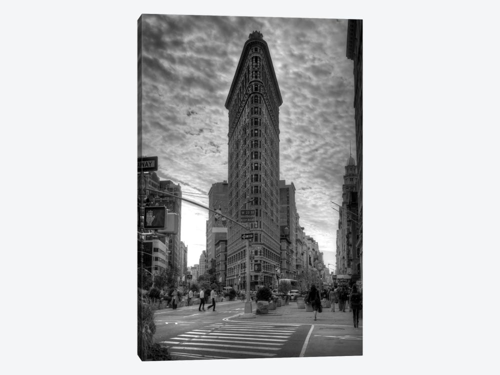 Flatiron Building (New York City) by Christopher Bliss 1-piece Art Print