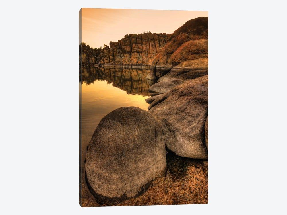 Rockline by Bob Larson 1-piece Canvas Artwork