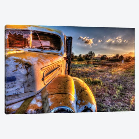 1500 Canvas Print #7050} by Bob Larson Art Print