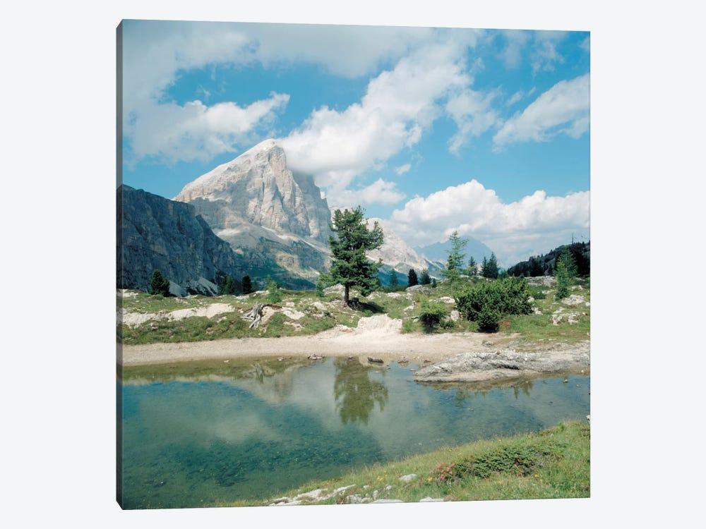 Lost Mountain by Carl Rosen 1-piece Art Print