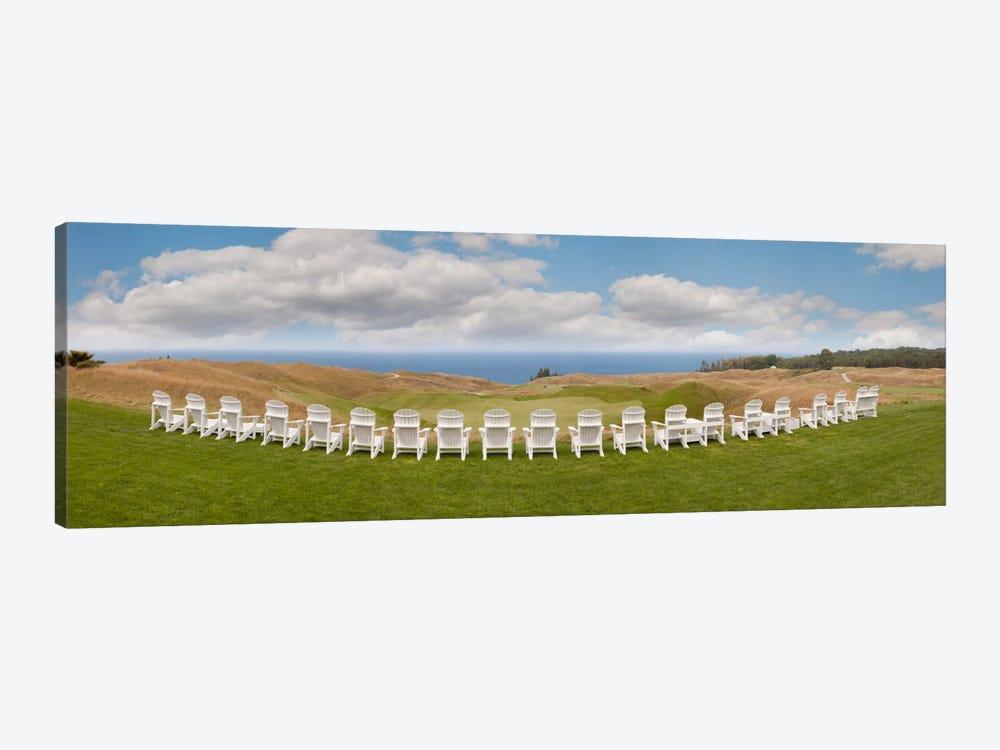 Arcadia Bluff PanoramaArcadia, Michigan '10 by Monte Nagler 1-piece Canvas Artwork