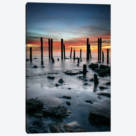 Port Willunga Canvas Print #7149} by SD Smart Canvas Art Print