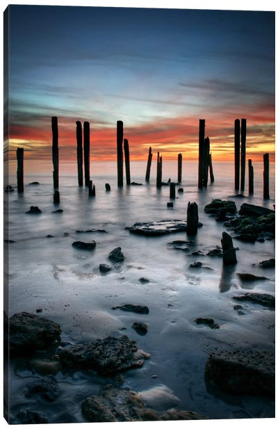 Port Willunga Canvas Art Print