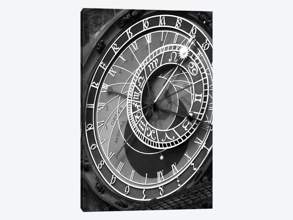 Astronomic Watch Praha 11 by Moises Levy 1-piece Art Print