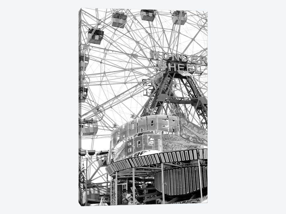 Coney4 by Christopher Bliss 1-piece Canvas Print