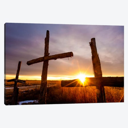 Three Canvas Print #7178} by Dan Ballard Canvas Art