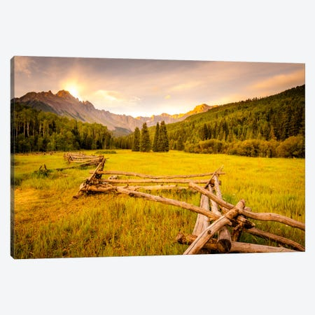 New Morning Canvas Print #7182} by Dan Ballard Canvas Print