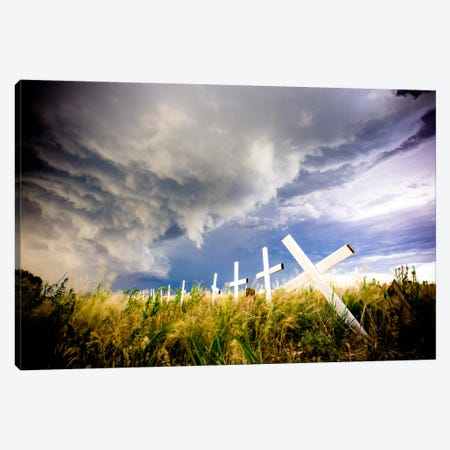 Heaven's Fury Canvas Print #7184} by Dan Ballard Canvas Wall Art