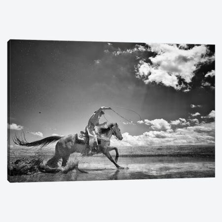 Walk on Water Canvas Print #7185} by Dan Ballard Canvas Wall Art