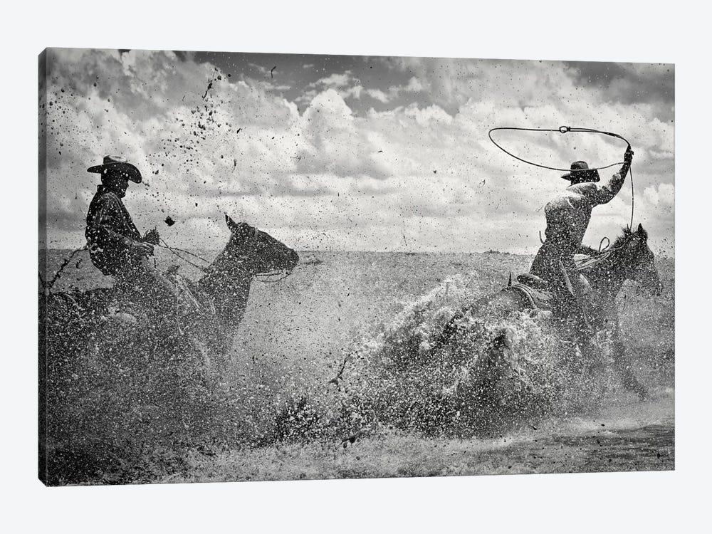 What it takes by Dan Ballard 1-piece Canvas Art Print