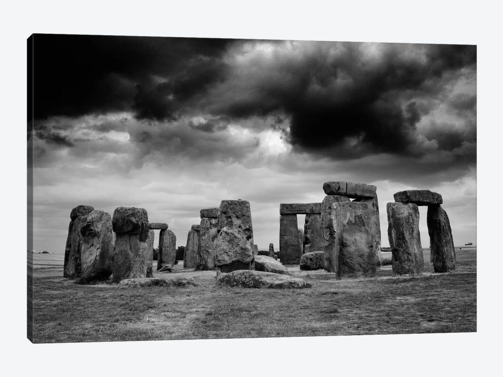 Stonehenge, England 89 by Monte Nagler 1-piece Canvas Artwork
