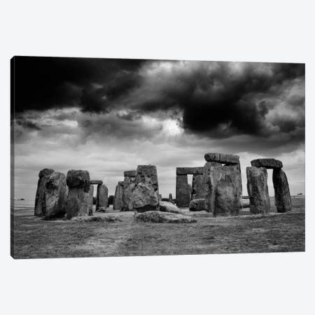 Stonehenge, England Canvas Print #7194} by Monte Nagler Art Print