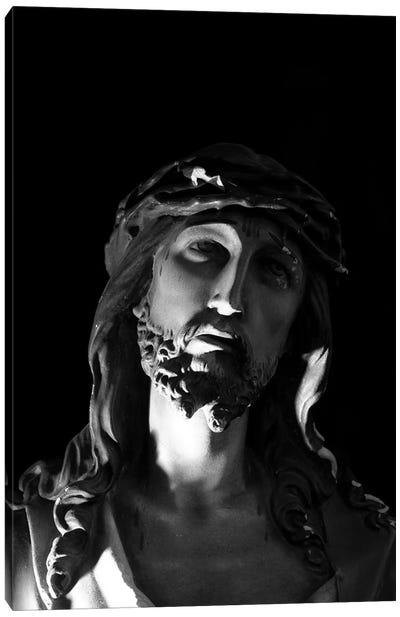 Jesus Christ Sculpture Canvas Print #7224
