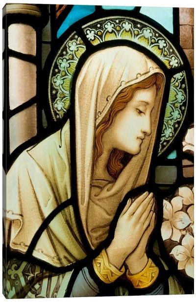 Virgin Marry Canvas Print #7230