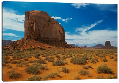 Monument Valley 16 Canvas Print #7302
