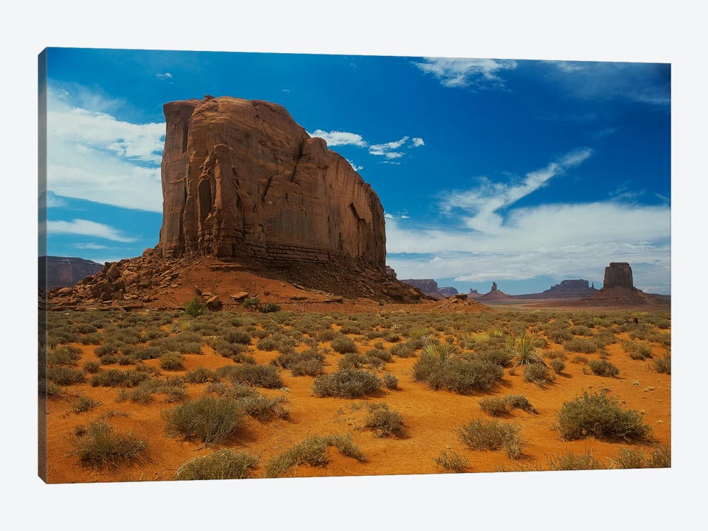 Monument Valley by Gordon Semmens 1-piece Canvas Art