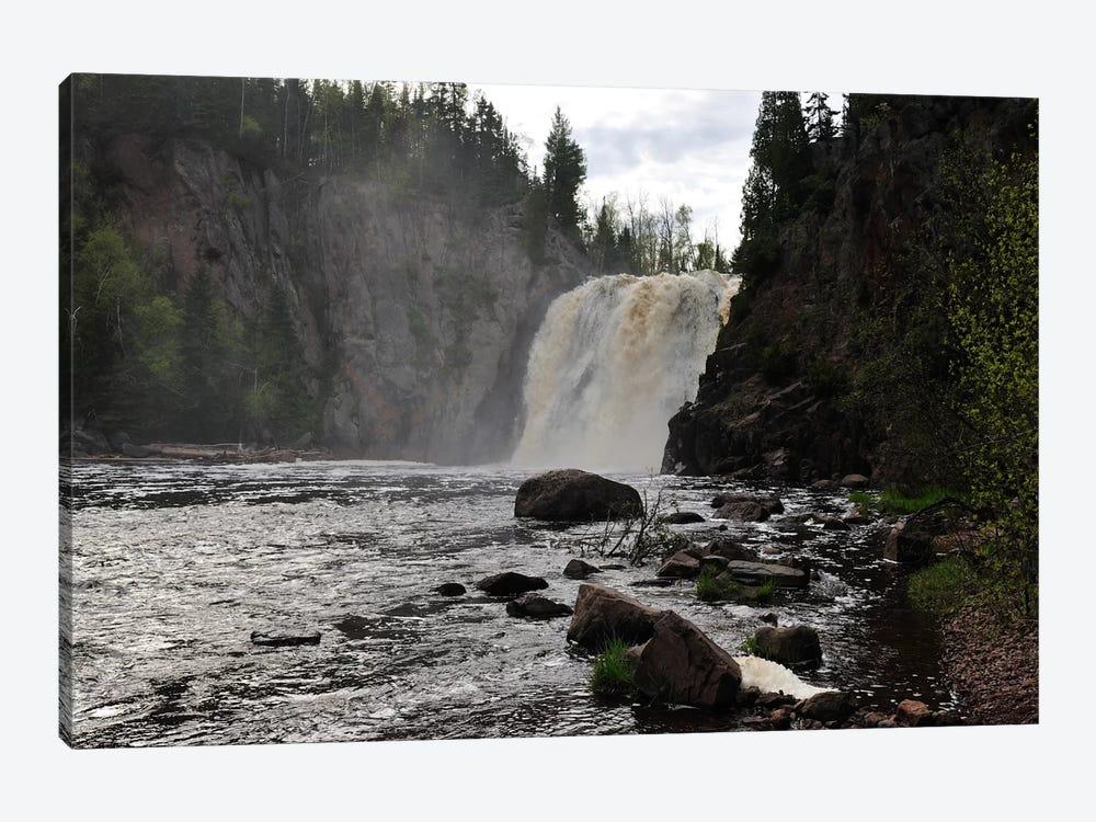 Lake Superior 11 by Gordon Semmens 1-piece Canvas Print