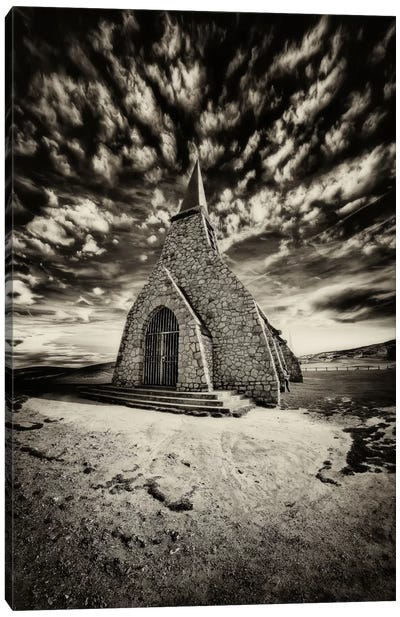 Hell's Church by Sebastien Lory Canvas Art Print