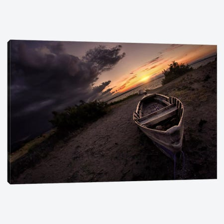 Lonely Canvas Print #7332} by Sebastien Lory Canvas Artwork