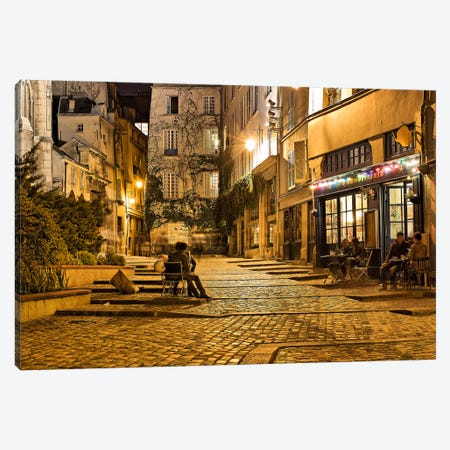 Night Mood Canvas Print #7336} by Sebastien Lory Canvas Print