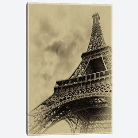 Parisian Spirit Canvas Print #7337} by Sebastien Lory Canvas Art Print