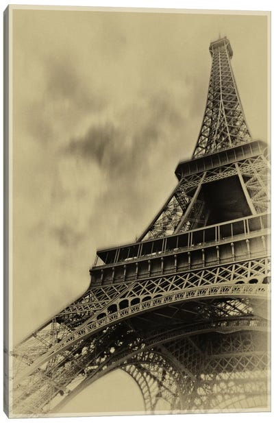 Parisian Spirit by Sebastien Lory Canvas Art Print