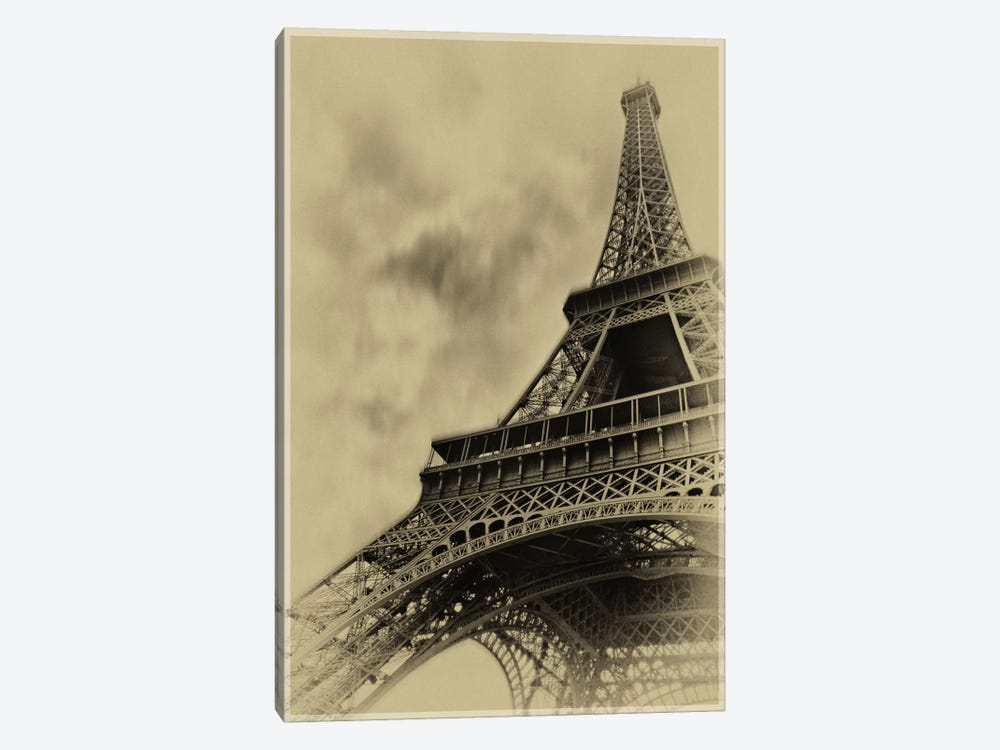 Parisian Spirit by Sebastien Lory 1-piece Canvas Art