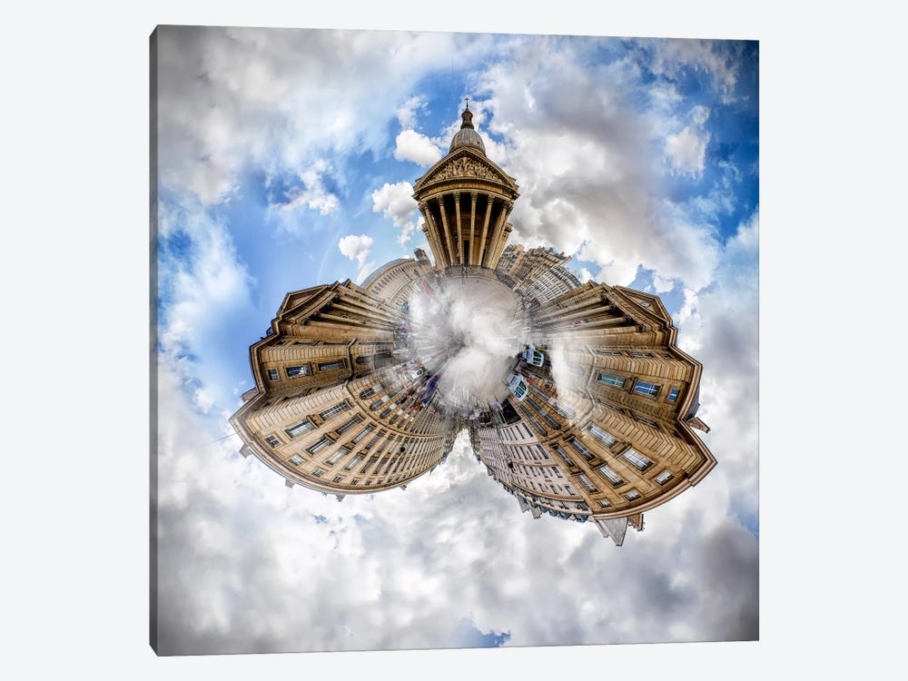 Pantheon by Sebastien Lory 1-piece Canvas Artwork