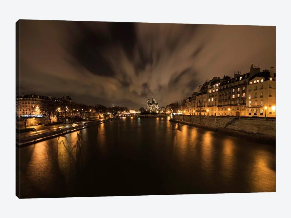 Notre Dame by Sebastien Lory 1-piece Canvas Art