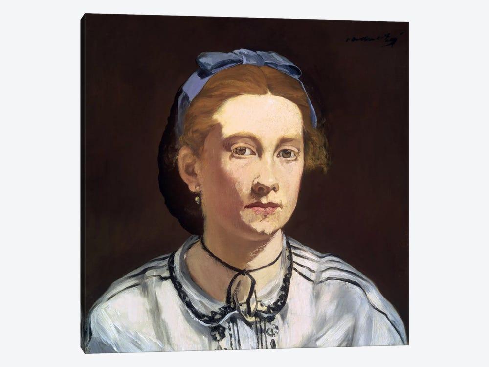 Victorine Meurent by Edouard Manet 1-piece Art Print