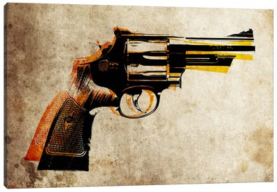 Revolver Canvas Print #8765