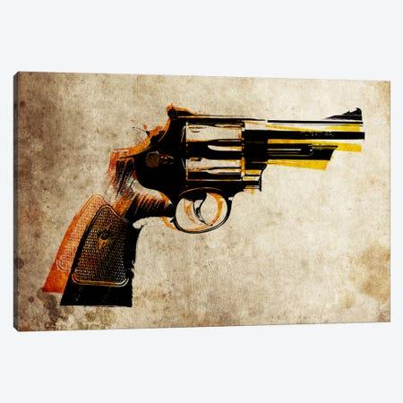 Revolver Canvas Print #8765} by Michael Tompsett Canvas Art