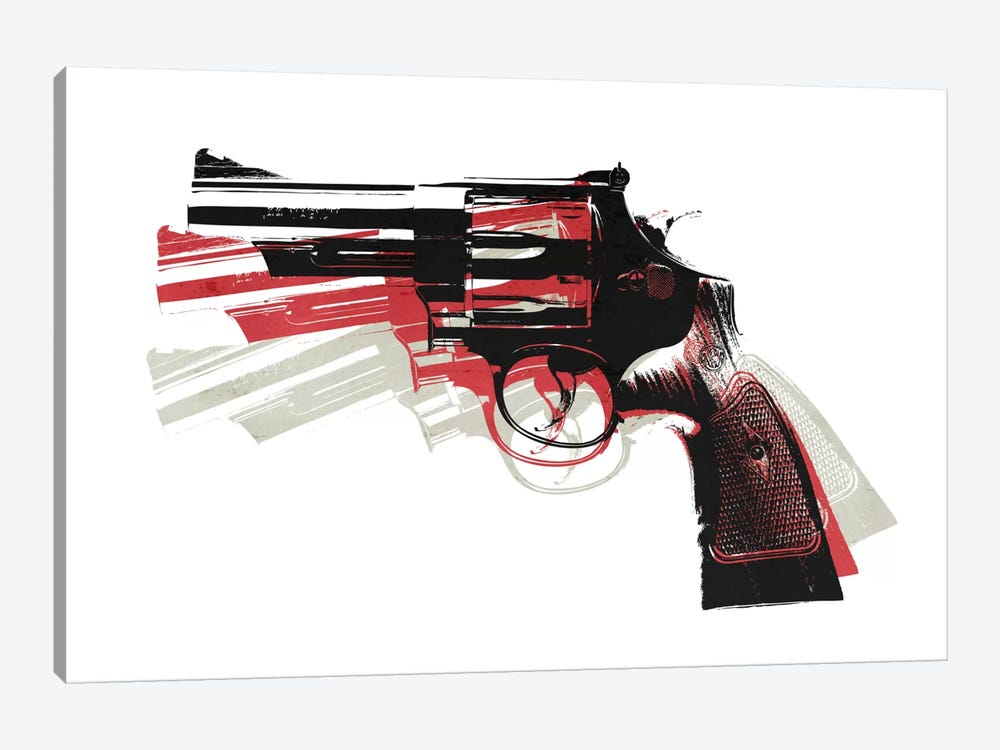 Revolver II by Michael Tompsett 1-piece Canvas Artwork