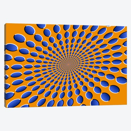 Optical Illusions Canvas Print #8771} by Michael Tompsett Canvas Wall Art
