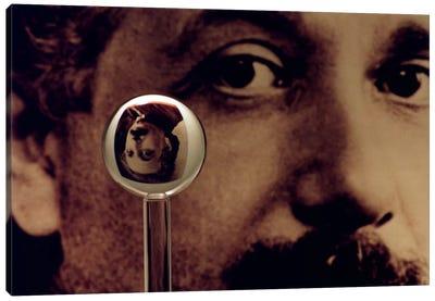 Einstein Gyro Gravity Probe (Fused Quartz Gyroscope) Canvas Art Print