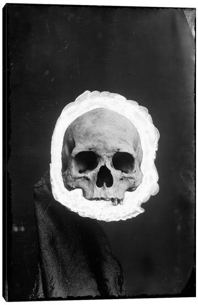Skeleton Canvas Print #8825