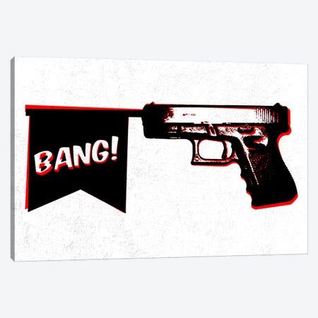 Bang Bang (Pistol) Canvas Print #8847} by Unknown Artist Canvas Print