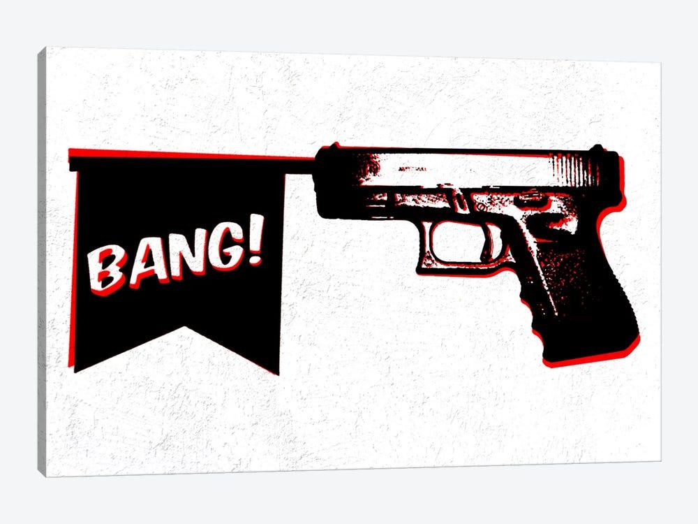 Bang Bang (Pistol) by Unknown Artist 1-piece Art Print