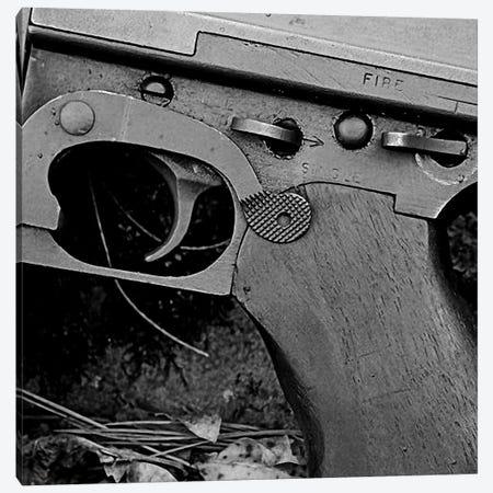 Weapon of Destruction (Gun) Canvas Print #8852} by Unknown Artist Canvas Art Print