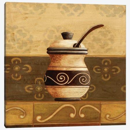 Coffee Pot Canvas Print #9077} by Pablo Esteban Art Print