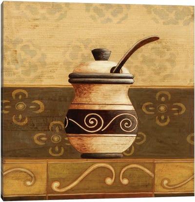 Coffee Pot Canvas Art Print