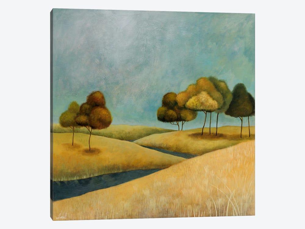 River by Pablo Esteban 1-piece Canvas Art Print