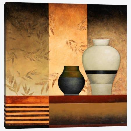 A Big & a Small Vases Canvas Print #9087} by Pablo Esteban Canvas Artwork