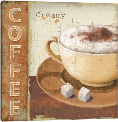 Coffee Lovers Canvas Art Print