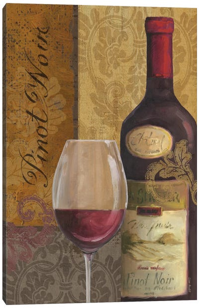 From The Cellar IV Canvas Art Print